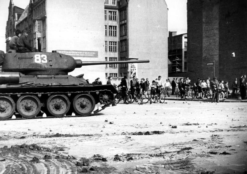 Der Aufstand am 17. Juni 1953